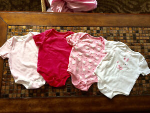 Brand new 6-12month onsies