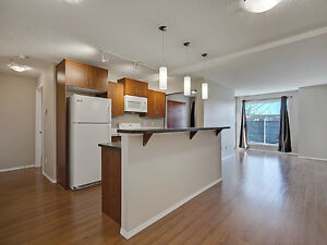 Airdrie 1+1 Bedroom, 2 Bathroom Apartment for Rent