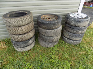 Tires Used and New Overstocked Calls ONLY  743-2551 St. John's Newfoundland image 4