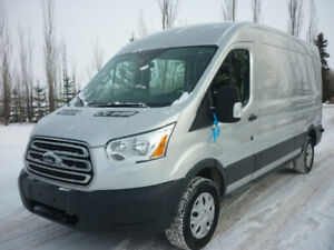 2015 Ford Transit T250 EXTENDED  Cargo Van FULLY LOADED