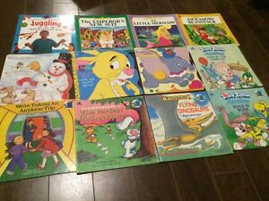 Lot of 12 Kids Various Softcover Books - Great condition!