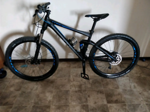 2018 Cube Stereo  mountain bike
