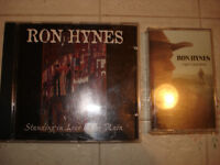 Ron Hynes - one CD & one audiocassette