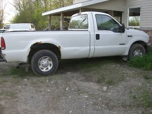 Wanted F250\350 1999 and newer For Parts