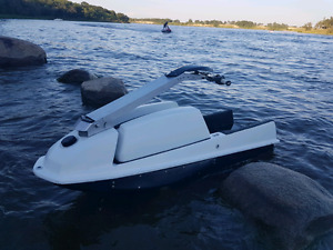 Kawasaki 550/750 Conversion Jet Ski