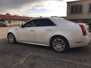 2010 Cadillac CTS Loaded AWD Back Up Cam Pano Roof Certified
