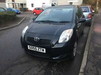 Toyota Yaris t3 low miles,long mot,full service history,