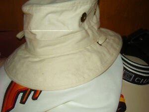 Tilley Endurables Hat Made In Canada New