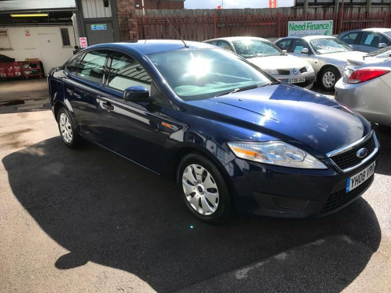 2008/08 Ford Mondeo 1.8TDCi 125 Edge DIESEL 6 SPEED SAVE £500 NOW £2995