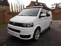 Volkswagen Transporter T28 Pop Top 4 Berth 4 Traveling Seats 5 Speed Manual RHD