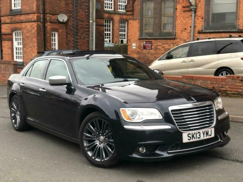 2013 Chrysler 300C 3.0 TD Executive 4dr Saloon Diesel Automatic