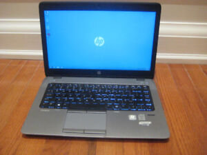 Thin HP Laptop w/ backlit kybrd | 8GB | 4th Gen Core i5 | 500GB