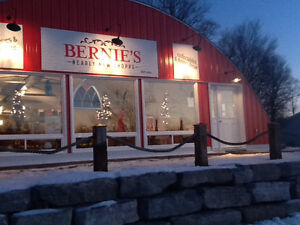 Bernie's Nearly New Shoppe