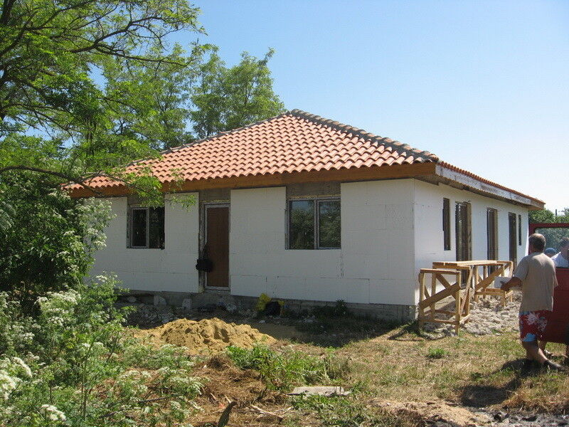 Bulgarian Bulgaria Varna house NEW LOW PRICE  16 km to the sea