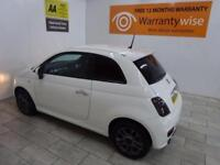 WHITE FIAT 500 1.2 S ***FROM £131 PER MONTH ON FINANCE***