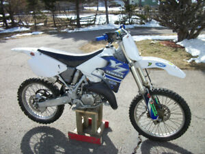 2000 YZ 125 trade for trail bike.