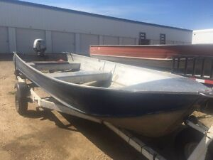 14ft aluminum boat for sale