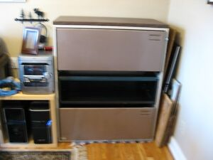 Free 3 drawer lateral filing cabinet