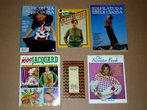 Knitting Crocheting Books and Magazines ... Excellent Condition Cambridge Kitchener Area image 2