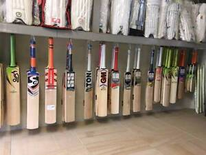 English Willow Cricket Bat starting from $49 Morningside Brisbane South East Preview