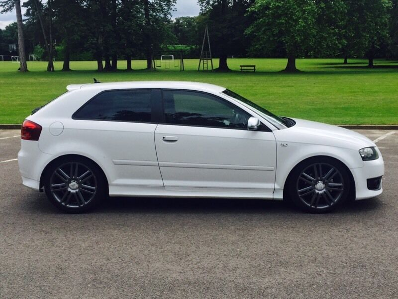 audi s3 rep 2 0tdi 2010 replica full inside out ibis white must see px welcome in slough. Black Bedroom Furniture Sets. Home Design Ideas
