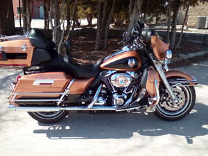 2008 Harley Davidson 105 Anniversary ElectraGlide Ultra Classic