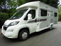 REDUCED 2015 4 Berth Elddis Impressa 155 like Prestige 155 & Signature 155