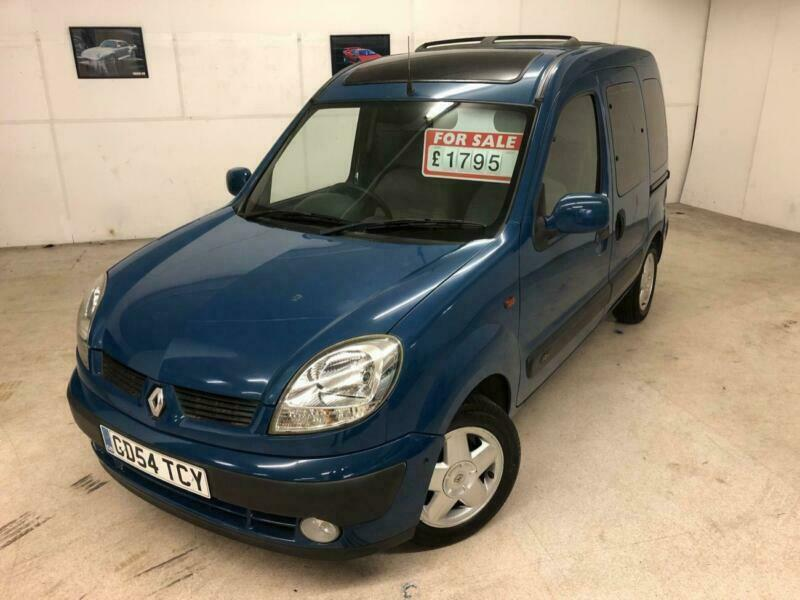 3f4cb49198 RENAULT KANGOO Expression Green Manual Petrol