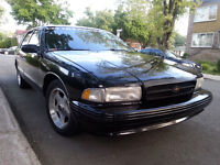 1995 POLICE INTERCEPTOR   9C1 5.7 350 LT1