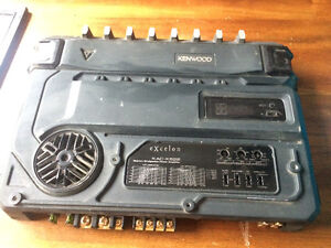 Clarion Car Amps