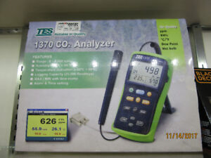 TES Co2 Analyser