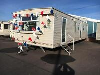 Static Caravan Clacton-on-Sea Essex 3 Bedrooms 8 Berth Cosalt Torbay Super 2003