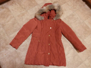 Youth and women's winter jackets (Columbia, London Fog...)