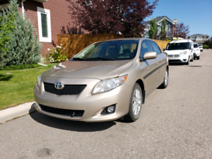 2010 Toyota Corolla Limited Edition, Auto,No Accident