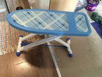 Kids ironing stand