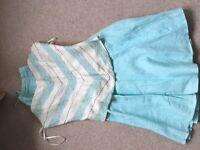 Ladies coast bodice and skirt