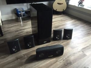 1000 watts home theater sound system