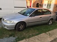 Honda Accord automatic 1 owner car mint inside couple marks on out side but no dents