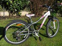 """Specialized Hotrock Girls Bike 24"""" wheels"""
