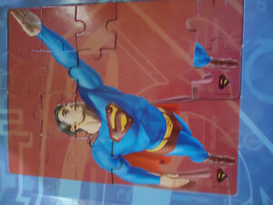 Superman Returns Jigsaw Book Has 5 Puzzles INSIDE!! Kingston Kingston Area image 6