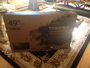 """49"""" TOSIHIBA LED TV FOR SALE"""
