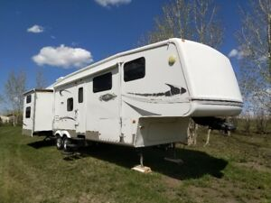 Montana Mountaineer Fifth Wheel with Bunkhouse