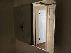 Mirror with Medical Cabinet for sale