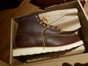 souliers red wing moc toe 11 et 11.5