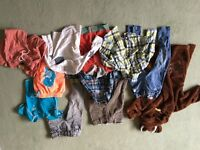 Bundle of 2-3years Boys Clothes in great brands. 11 items. All NEXT GAP M&S Boden Monsoon
