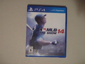 Assorted PS4 games- 10.00 each