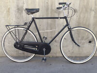 Vintage mid 1950x large Raleigh Roadster Sports 'C' Tourist