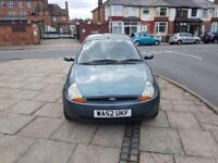 Ford Ka Hatchback MK1 1.3 Collection Copper 3dr