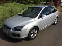 2007 FORD FOCUS ZETEC CLIMATE, 1 YEAR MOT (84000) MILES, WARRANTY, NOT ASTRA MEGANE 307 GOLF