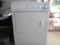 Frigidaire Dryer: Delivery available